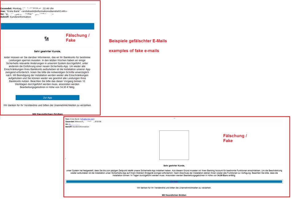 Fein Gefälschte Website Vorlage Fotos - Beispiel Anschreiben für ...
